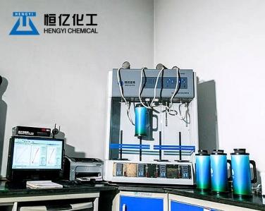 Static adsorption instrument BET